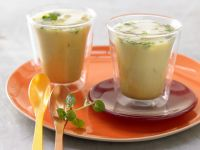 Pikanter Soja-Shake Rezept