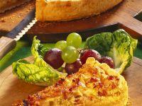 Pikanter Speck-Käse-Kuchen Rezept