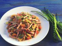 Pikanter Wurstsalat Rezept