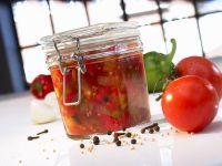 Pikantes Paprikachutney Rezept