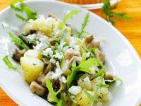 Pilzpfanne mit Kartoffeln Rezept