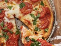 Pizza Margarita Rezept