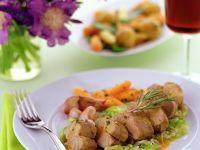 Pochiertes Kräuter-Lamm Rezept