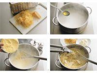 Polenta mit Käse
