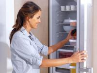 Der perfekt eingeräumte Kühlschrank