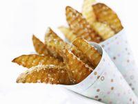 Pommes frites Rezept