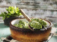 Portulak-Gnocchi Rezept