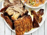 Pulled Pork im Ofen geschmort Rezept