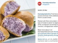 Purple Bread: lila Superfood-Brot!