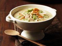 Puten-Curry-Suppe auf afrikanische Art Rezept