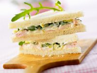 Puten-Sandwich Rezept