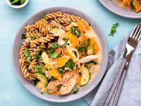 Putengeschnetzeltes mit Zucchini Rezept