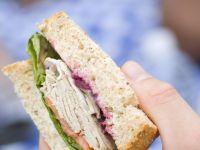 Putensandwich Rezept