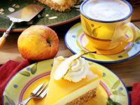 Quark-Apfel-Torte Rezept