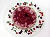 Quark-Beeren-Torte Rezept