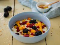 Quark mit Früchten Rezept