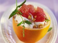 Quark mit Grapefruit Rezept