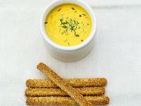 Quarkdip mit Curry Rezept