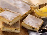 Quarkkuchen (Eierschecke) Rezept