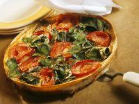 Quiche mit Gemüse Rezept