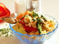 Quinoa-Gemüsesalat Rezept