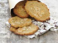 Quinoa-Plätzchen mit Mandeln Rezept