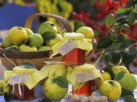 Quitten-Ingwer-Gelee Rezept