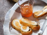 Quittengelee mit Orangenlikör Rezept