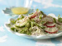 Radieschen-Reis-Salat Rezept