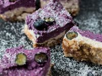 Raw Blueberry Cheesecake Rezept
