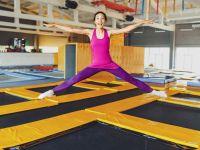 Rebounding: Abnehmen mit Training auf einem Trampolin?