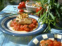 Red Snapper mit Tomatensauce Rezept