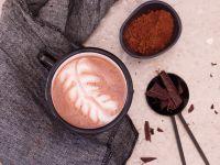 Red Velvet Hot Chocolate Rezept