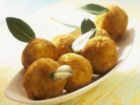 Reisbällchen auf italienische Art Rezept