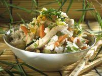 Reisfleisch mit Gemüse Rezept