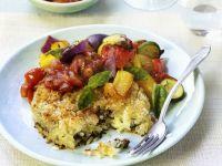 Reisfrikadellen mit Gemüse Rezept