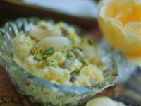 Reispudding mit Litschis Rezept