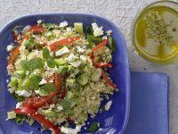 Rezepte für einen sättigenden Salat
