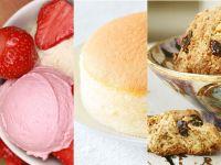 Genial einfach: süße Rezepte mit 3 Zutaten
