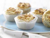Rhabarber-Limetten-Muffins