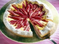 Rhabarber-Vanille-Kuchen Rezept