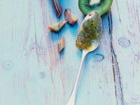 Rhabarbermarmelade mit Kiwi Rezept