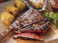 Rib Eye Steak Rezept