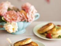 Ricotta-Pancakes Rezept