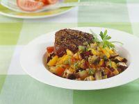 Rinderfilet mit Gemüse Rezept