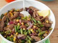 Rindfleisch-Gemüsepfanne Rezept