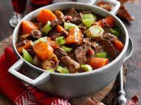 Rindfleisch-Gemüsetopf Rezept