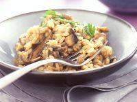 Risotto mit Pilzen Rezept