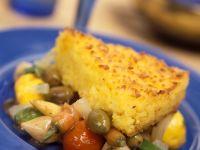 Risotto-Schnitten mit Gemüse Rezept