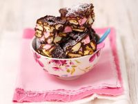 Rocky Road Cake-Würfel Rezept